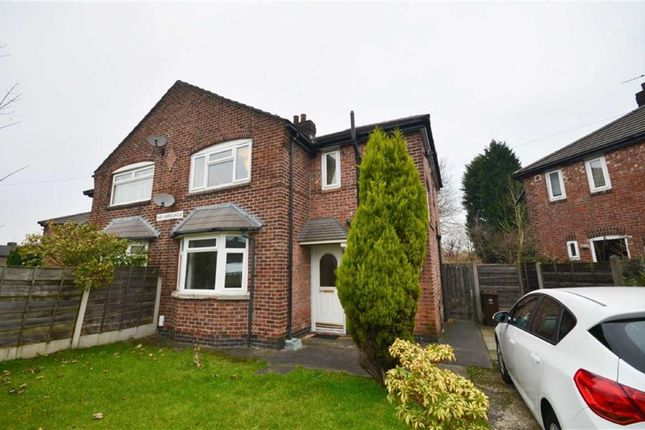 3 bed semi-detached house to rent in Western Circle, Burnage, Manchester, Greater Manchester