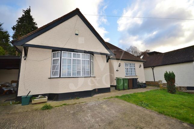 Thumbnail Detached bungalow for sale in Old Watford Road, Bricket Wood, St. Albans