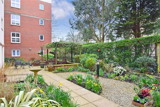 Communal Gardens of Sandgate Road, Folkestone, Kent CT20