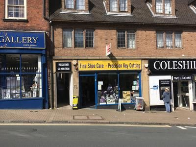 Thumbnail Commercial property for sale in 84-86 High Street, Coleshill, Birmingham