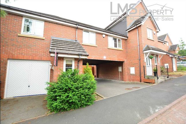 Thumbnail Property to rent in Saville Rise, Winsford