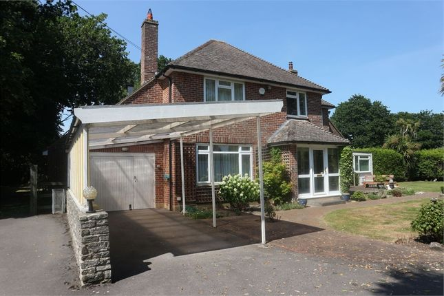 Thumbnail Detached house for sale in Salisbury Road, Winkton, Christchurch, Dorset