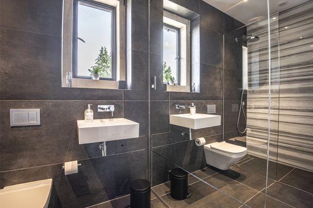 Shower Room of Grosvenor Villas, Bath, Somerset BA1