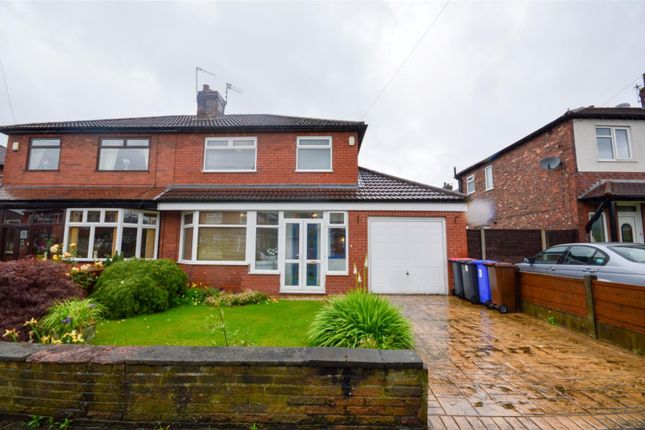 Thumbnail Semi-detached house to rent in Houghton Lane, Swinton, Manchester