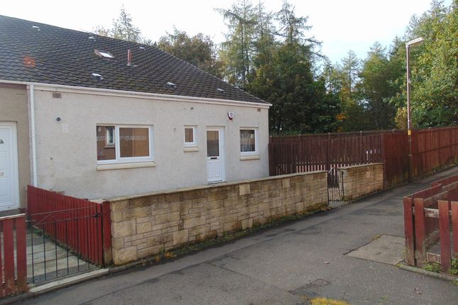 Thumbnail End terrace house to rent in Barclay Way, Knightsridge, Livingston