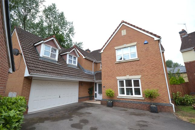 Thumbnail Detached house for sale in Clos Padrig, St. Mellons, Cardiff