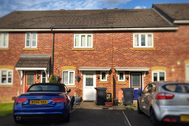 Thumbnail Terraced house for sale in Fuscia Way, Rogerstone, Newport