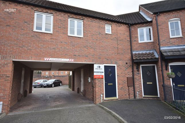 2 bed flat to rent in The Square, Kirton, Boston PE20