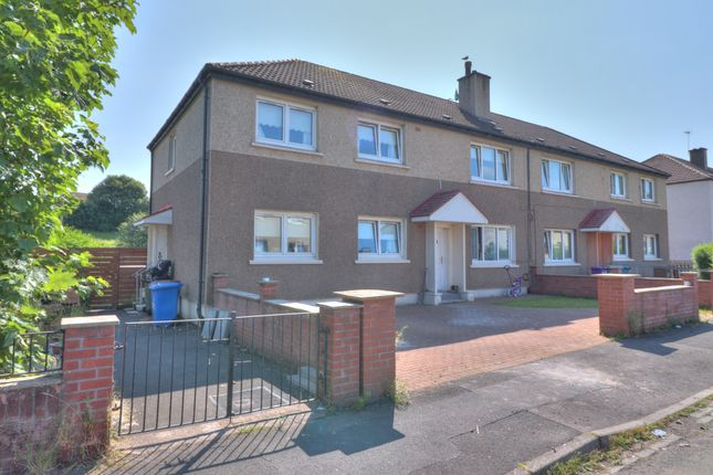 Thumbnail Flat for sale in Haywood Street, Glasgow