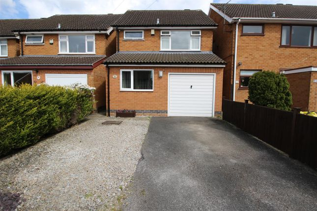 Thumbnail Detached house for sale in Mackinley Avenue, Stapleford, Nottingham