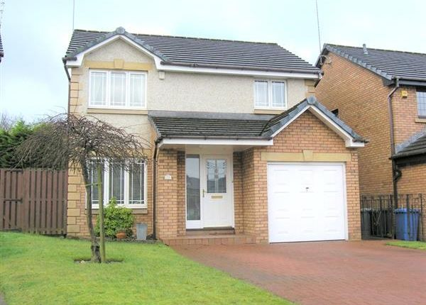 Thumbnail Detached house for sale in Langlea Gardens, Cambuslang, Glasgow