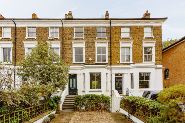 Thumbnail Terraced house to rent in Grove Park Terrace, London