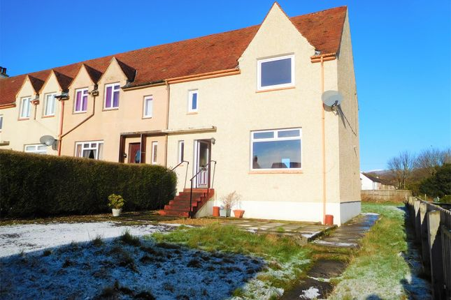 Thumbnail End terrace house for sale in 34 Dixon Avenue, Kirn, Dunoon