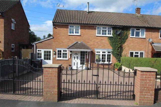 Thumbnail Semi-detached house for sale in School Lane, Trefonen, Oswestry