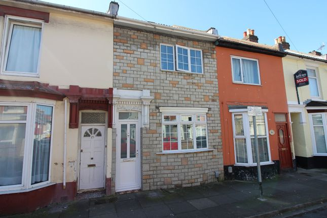 Thumbnail Terraced house to rent in Knox Road, Portsmouth