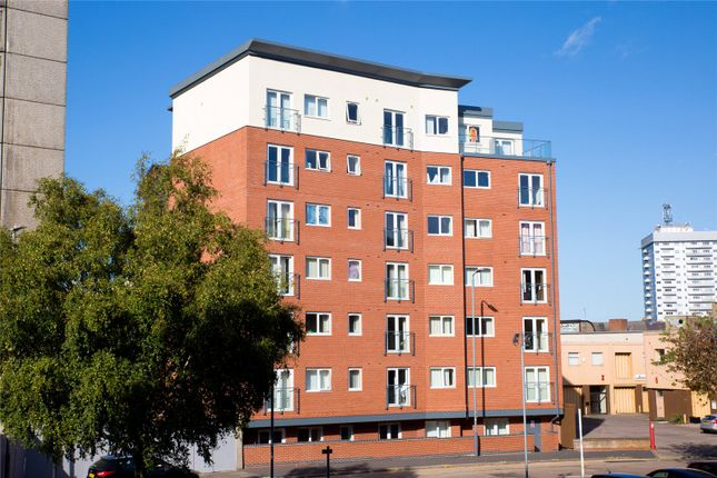 Thumbnail Flat for sale in Crecy Court, Lee Street