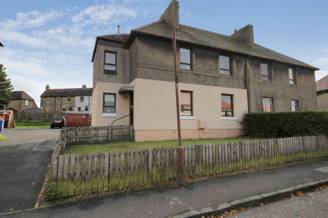 Thumbnail Flat to rent in Union Road, Whitburn