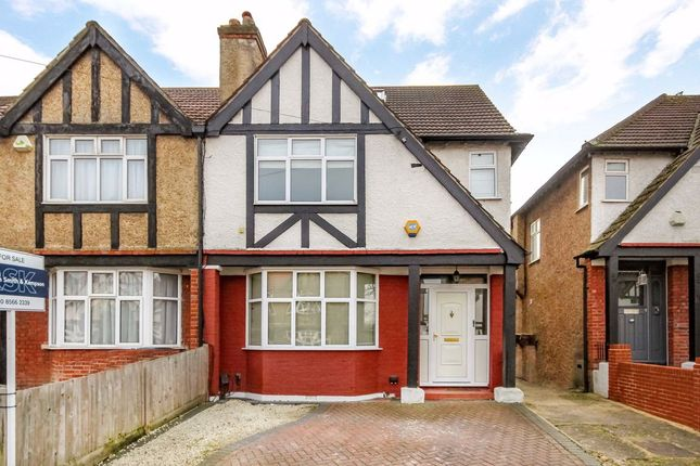 Thumbnail Property to rent in Elmbank Way, London