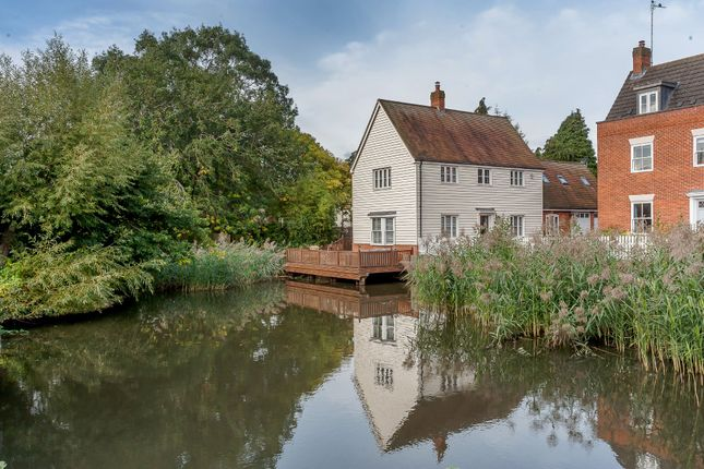 Thumbnail Detached house for sale in Littlefield, Wivenhoe, Colchester
