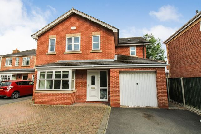 Thumbnail 4 bedroom detached house to rent in Ashridge Way, Gamston, Nottingham