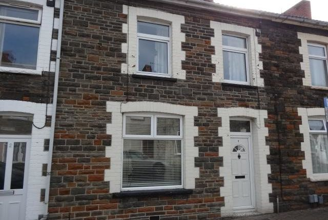 Thumbnail Terraced house to rent in 3 Queen Street, Treforest