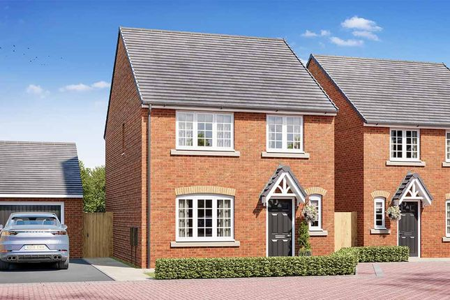 """4 bed property for sale in """"Rothway"""" at Main Street, Leconfield, Beverley HU17"""