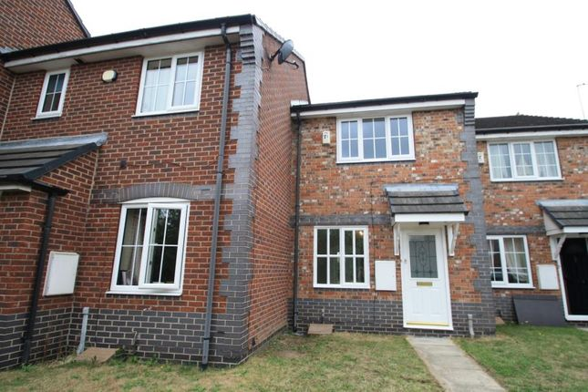 Thumbnail Terraced house to rent in Mead Grove, Leeds, West Yorkshire