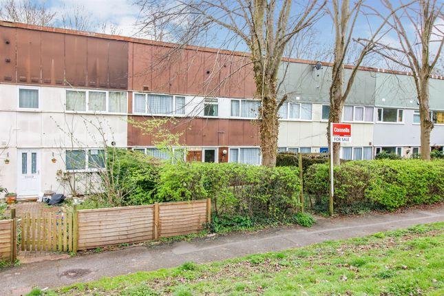Thumbnail Terraced house for sale in Crispin Road, Bradville, Milton Keynes