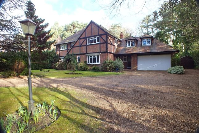 Thumbnail Detached house to rent in Fitzroy House, Fitzroy Road, Fleet, Hampshire