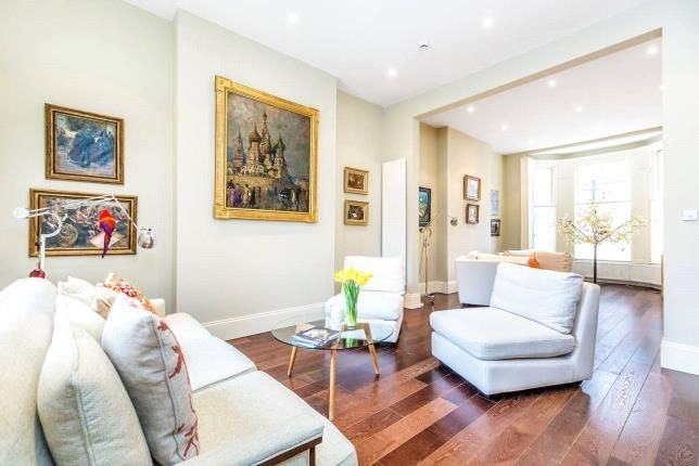 Thumbnail Terraced house to rent in Powis Gardens, Notting Hill