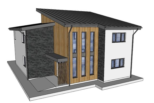 Thumbnail Detached house for sale in Coed Glas, Hendy, Swansea