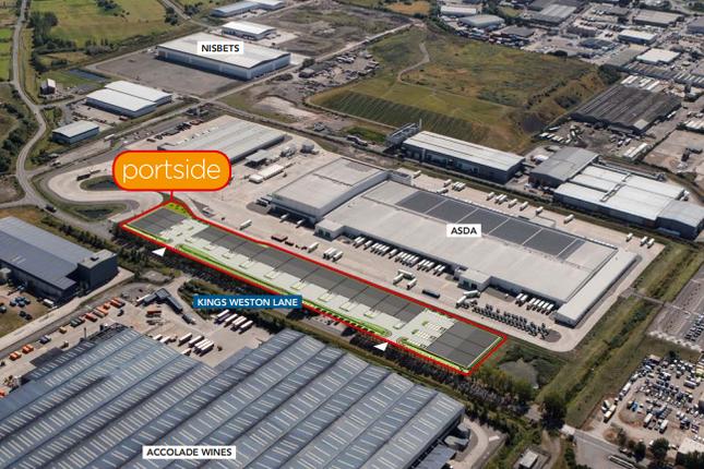 Thumbnail Industrial for sale in Portside, Kings Weston Lane, Avonmouth, Bristol