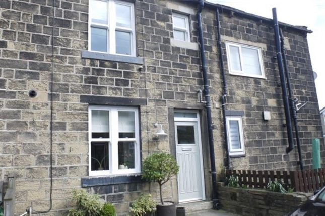 Thumbnail Terraced house to rent in Lydgate Street, Calverley