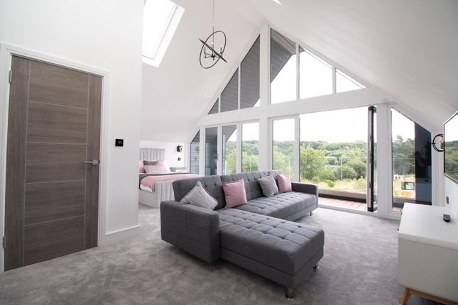 Master Bedroom of Mere View, Astbury Mere, Congleton, Cheshire CW12