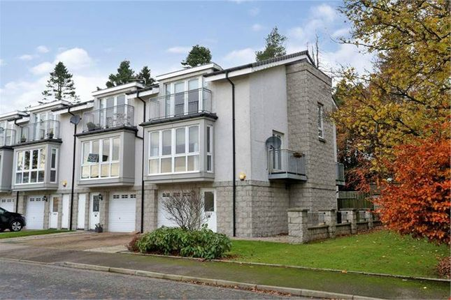 Thumbnail End terrace house for sale in Woodlands Terrace, Cults, Aberdeen