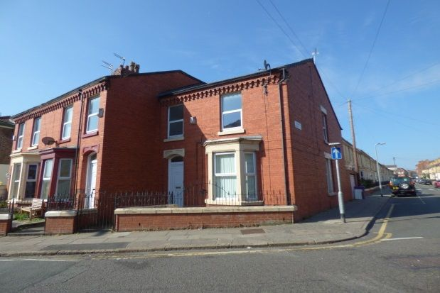 Thumbnail Property to rent in Walton Breck Road, Anfield