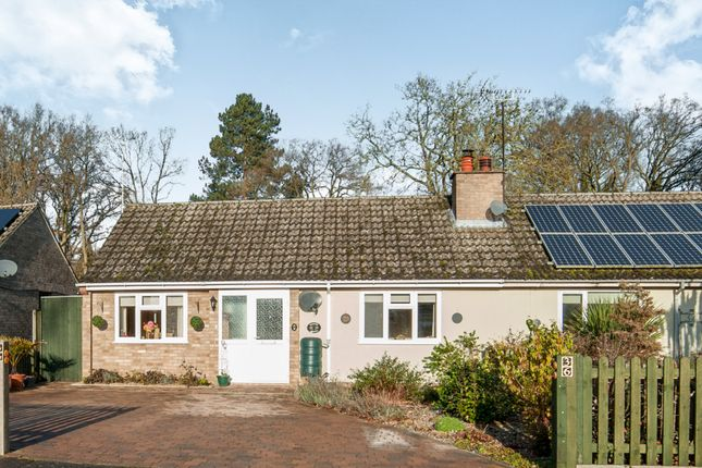 2 bed semi-detached bungalow for sale in The Rookery, Brandon