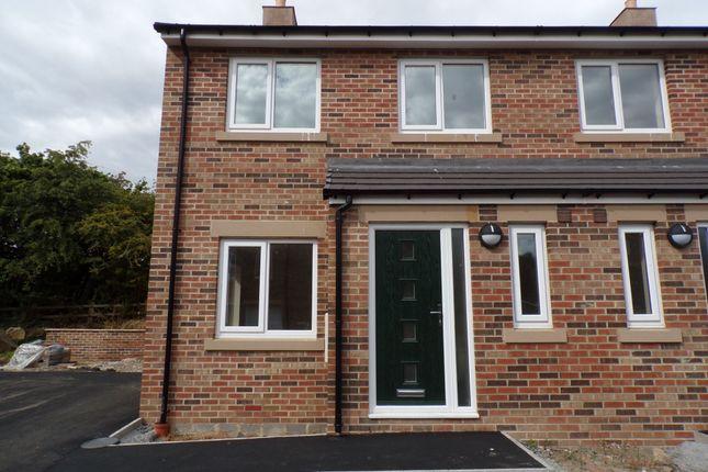 Thumbnail Semi-detached house for sale in Falcon Grange, Bardon Mill, Hexham