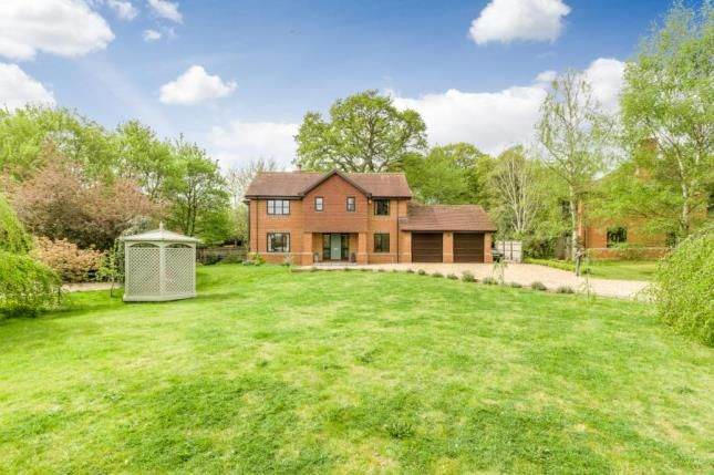 Detached house for sale in Dovecote Croft, Great Linford Village, Milton Keynes