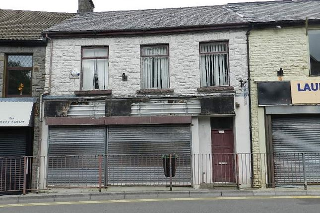 Commercial property for sale in 3 Dunraven Street, Tonypandy, Rhondda Cynon Taff