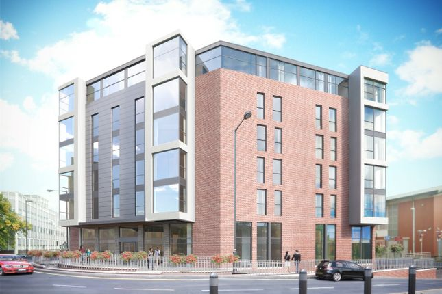 1 bed flat for sale in Brunswick Street, Newcastle-Under-Lyme, Staffordshire