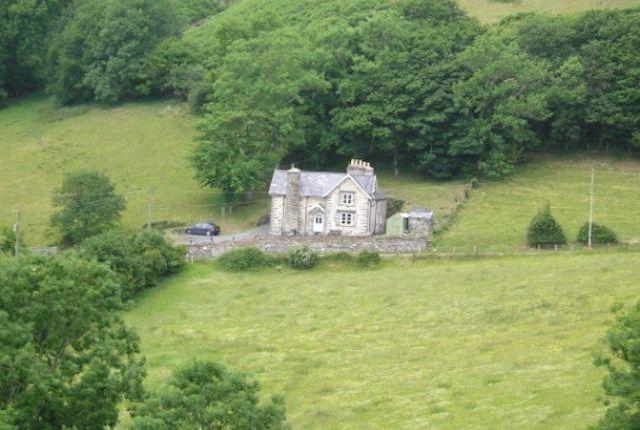 Thumbnail Detached house for sale in Tan Y Foel, Aberdovey Gwynedd