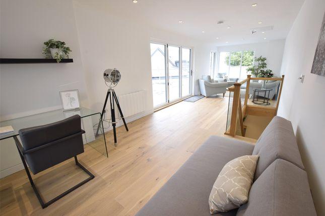 Thumbnail Flat for sale in Plot 4 Penthouse Apartment, Belvedere House, Granville Road, Lansdown, Bath
