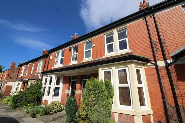 Thumbnail Terraced house to rent in Kingswood Avenue, Newcastle Upon Tyne