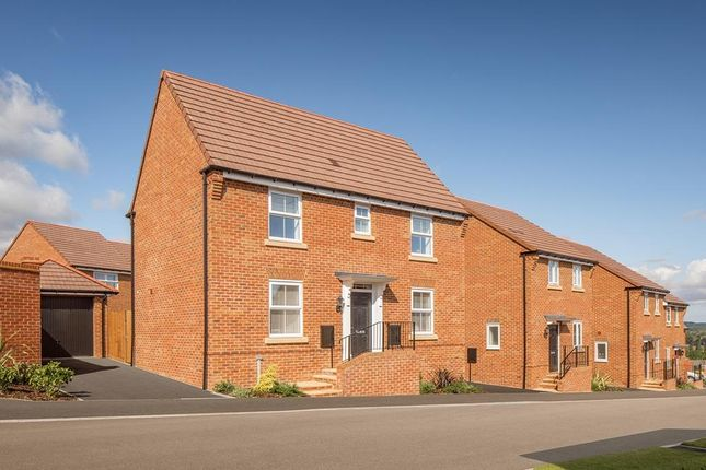 """Thumbnail Detached house for sale in """"Hadley"""" at Pyle Hill, Newbury"""