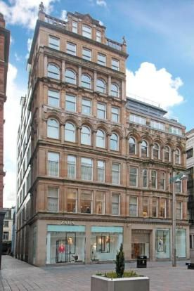 Thumbnail Flat to rent in Buchanan Street, City Centre, Glasgow