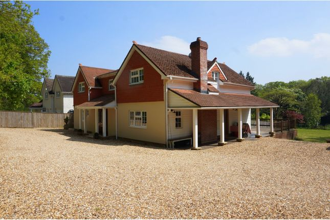 Thumbnail Detached house for sale in Forest Lane, Ringwood