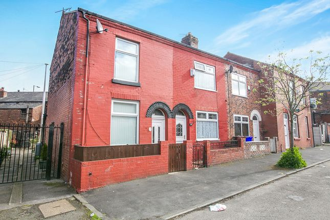 Thumbnail Terraced house to rent in Woodland Road, Gorton, Manchester