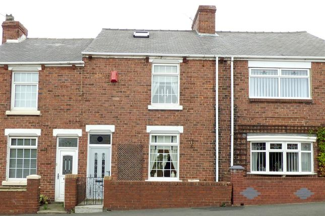 Thumbnail Terraced house for sale in Lilywhite Terrace, Easington Lane, Houghton-Le-Spring
