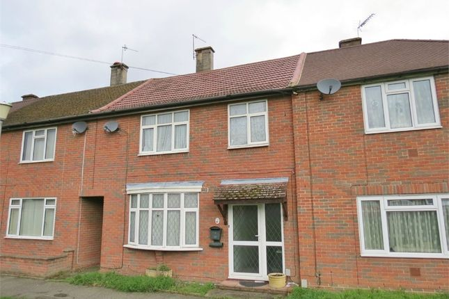 Thumbnail Terraced house for sale in Birkdale Gardens, Watford, Hertfordshire
